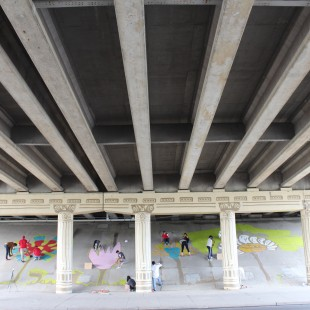 Indy Do Day Underpass Mural