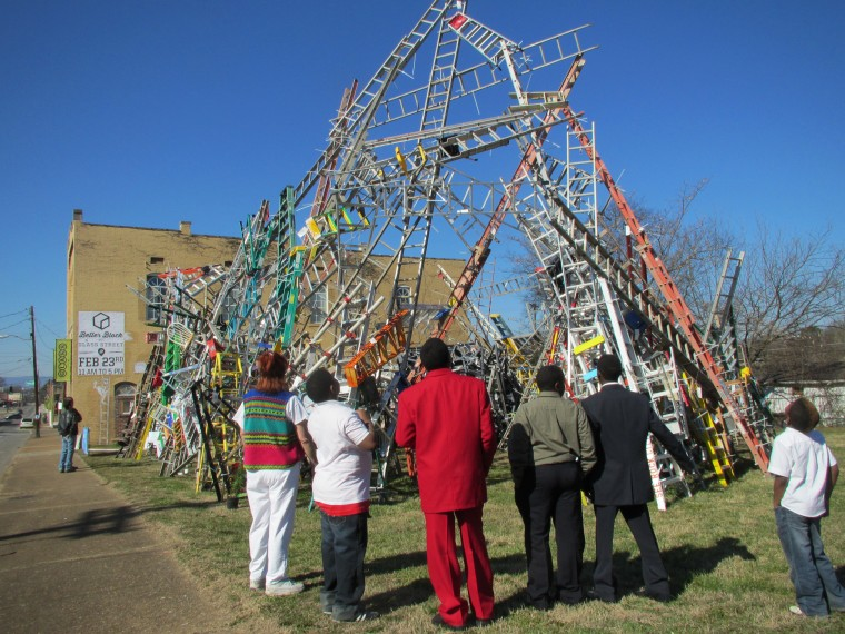 Ladders Up: Thoughts on Social Practice Art