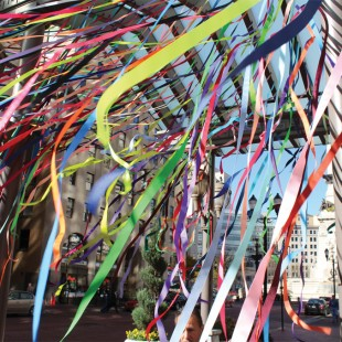 Art in Odd Places – Indianapolis