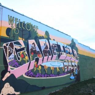 Garfield Park Gateway Mural