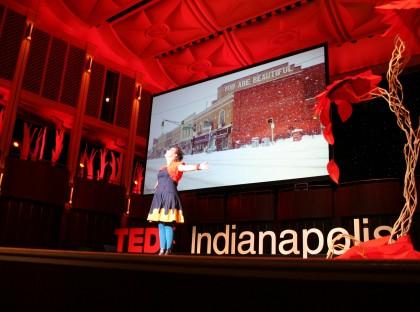 TEDxIndianapolis draws 1,000 people