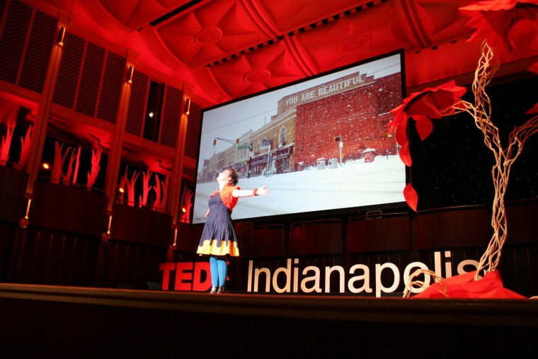 TEDxIndianapolis draws 1,000 people