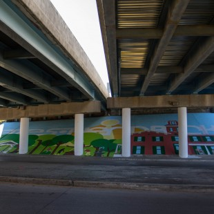 Bates-Hendricks Mural