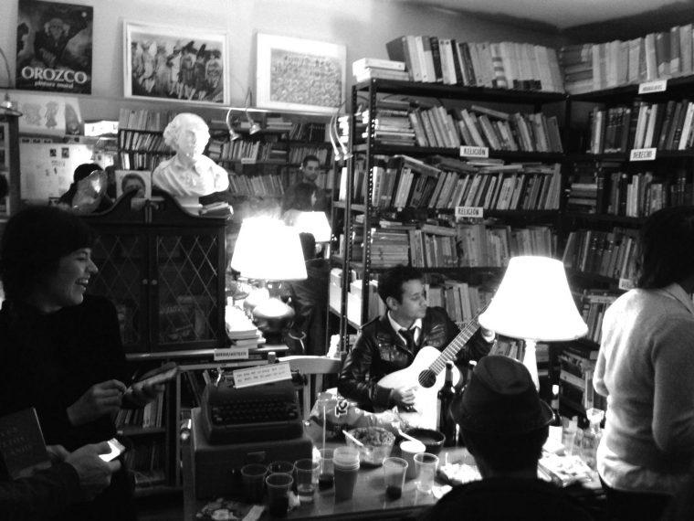 Librería Donceles