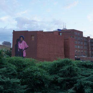 Mari Evans Mural