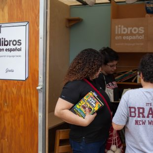 The Spanish Language Mobile Library