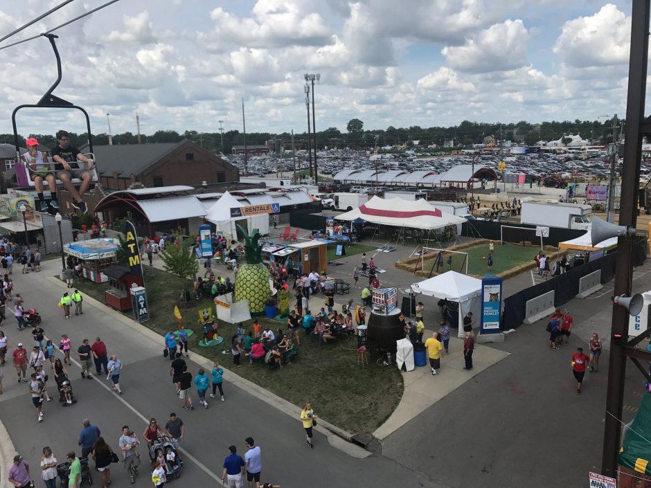 Indiana State Fair | Big Car