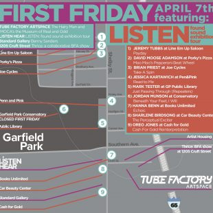 Listen: found sound exhibition