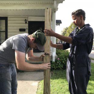 Artist home repair pilot