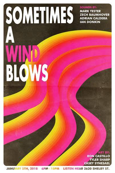 Sometimes A Wind Blows