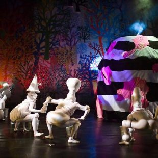 """Ballet Austin's """"Cult of Color: Call to Color"""""""
